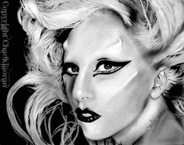Lady Gaga by ChadK